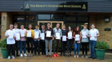 Year 13 Students Celebrate A-Level Successes