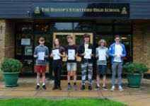 Year 11 Students Achieve Excellent Standards in their GCSEs