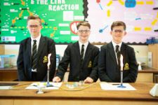 Year 7 Science at TBSHS