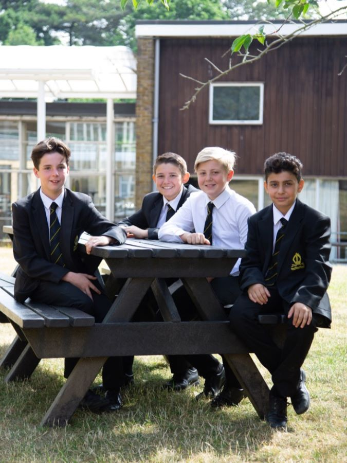 Year 7 Pupils, 2018