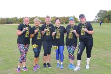 Michelles Runners Team from Braintree