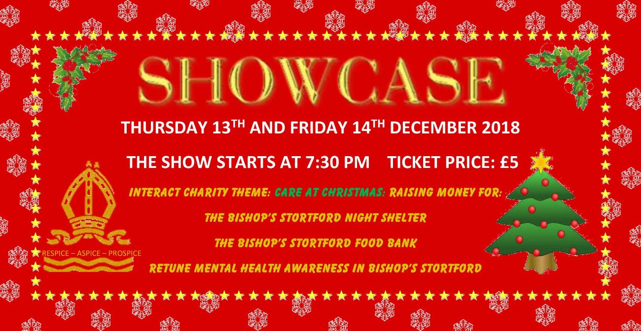 Showcase 2018 - Tonight!