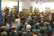 TBSHS Year 9 History Lecture by Richard Knight