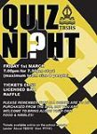 Coming Soon - Quiz Night!
