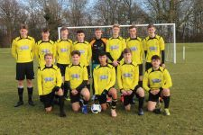U18 Football team move into the last 8 in the country