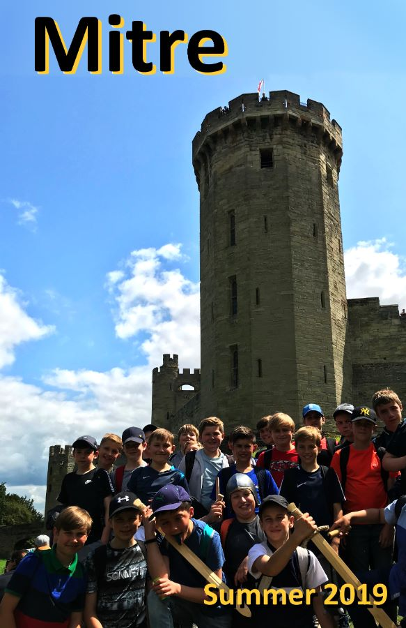 Warwick Castle Visit, July 2019