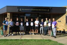 Excellent GCSE Results for High School Students