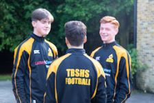 6th Form Footballers