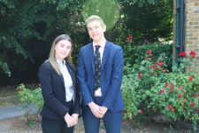 Head Boy & Head Girl 2019-20