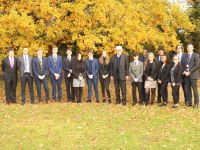 Lord Michael Heseltine comes to TBSHS