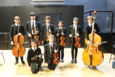 Strings Competitors