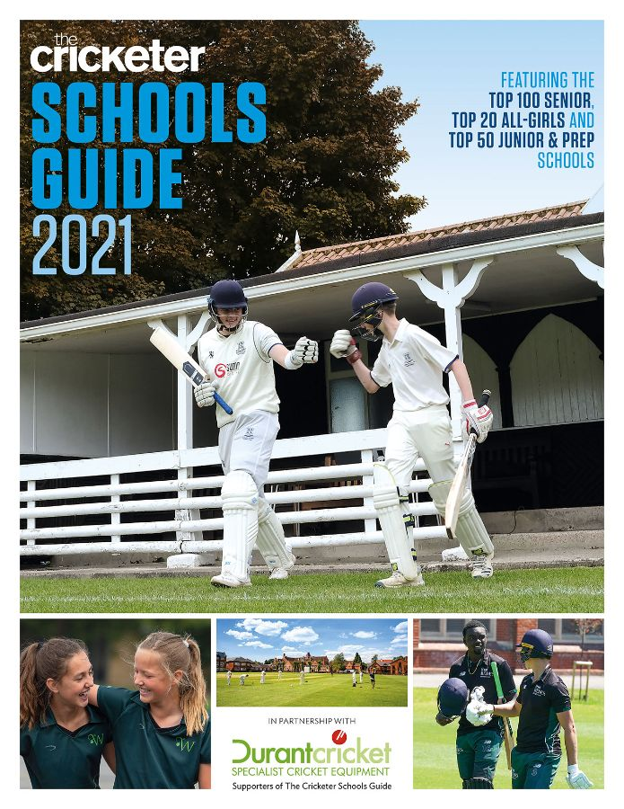 TBSHS In Top 100 Cricket Schools
