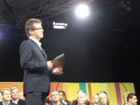 Nicky Campbell hosts the discussion