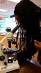 Working with a microscope -  Medsoc 2014