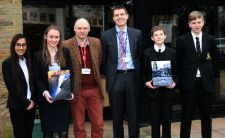 Winners of TBSHS Photography Competition