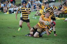 Australia Rugby Tour 2015, Townsville