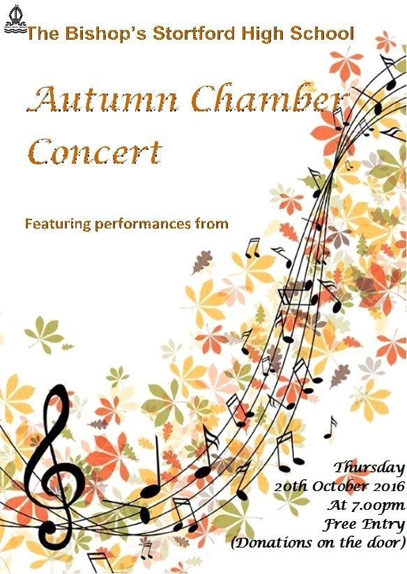Today! Autumn Chamber Concert