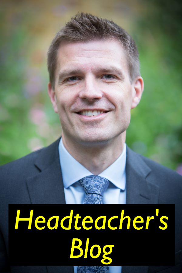 Headteacher Blog