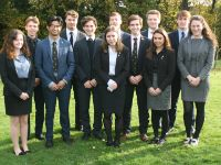 Sixth Form Council 2016-17