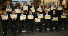 Commendation Teas December 2016, Year 7