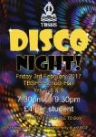 School Disco - Now 16th March