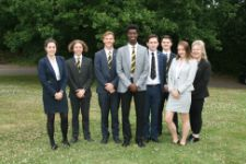 Sixth Form Council 2017-18