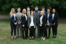 Sixth Form Committee, 2017-18