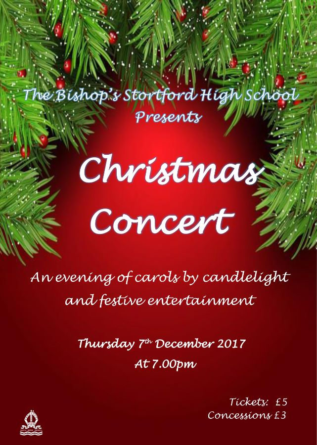 Coming Soon - TBSHS Christmas Concert