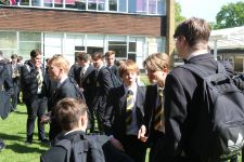 Year 11 Leaving Day