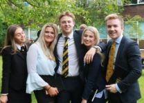 Year 13 Leaving Day 2018